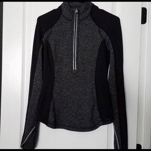 Lululemon 1/2 zip reversible sweater